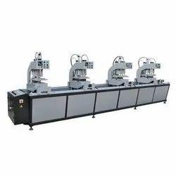 Upvc Four Head Welding Machine