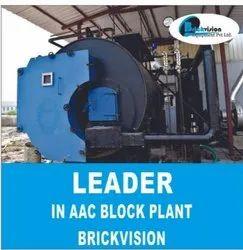 900 Kg/hr High Pressure Boiler