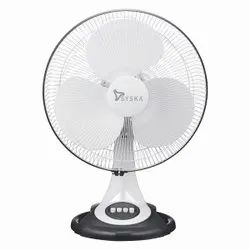 Plastic Syska Table Fan, 300 mm