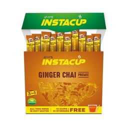 Atlantis InstaCup Instant Ginger Tea Premix