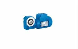 Anti Corrosive Coated Worm Geared Motor - Special As07