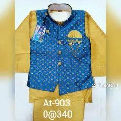 Boy Kids Indo Western Wear