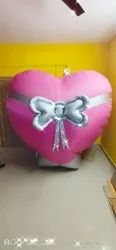 Welcome Couple Inflatable Heart
