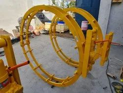 External Hydraulic Line Up Clamp