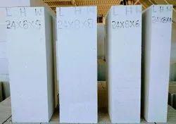 Rectangular Fly Ash Aac Blocks