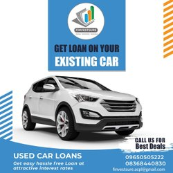 Used Car Loan, 1 Lakh And Above, Vary From Bank To Bank