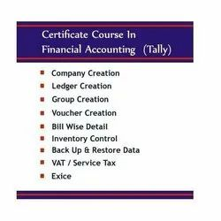 Tally Accounting Course