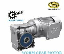 UNIVERSAL SI Worm Geared Motor