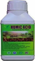 Organic Liquid Humic Acid Enriched With Aminoacids For Agriculture