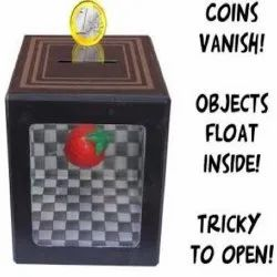 MAGIC MONEY BANK / BOX/HUNDIAL/COIN BOX