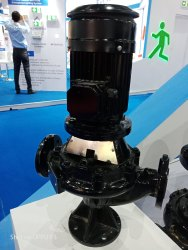 Lubi Vertical Pump
