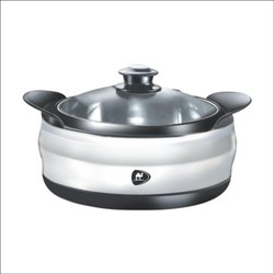 Hot pot casserole with Lid