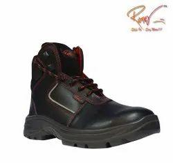Ramer Rexon-High Red Shoes