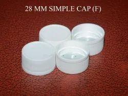 28 MM Simple Cap