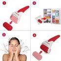Ladista Ice Roller Face Massager Facial Skin Care Tool with Cool Gel Beads