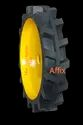 Rotary Tiller Tractor Solid Rubber Tyre