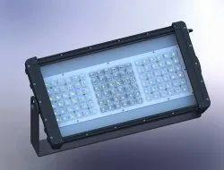 250 W LED Flood Light for High Mast Stadium Lighting