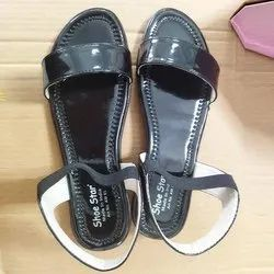 Flat Casual Women Sandals Slippers, Size: 4 - 8