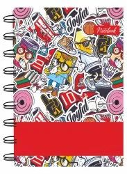 Flora Wiro Notebook- Small Excel 502