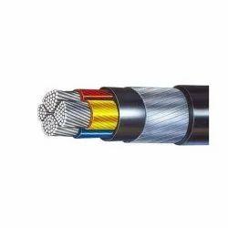 300 Sqmm 3.5core Aluminium Armoured Cable