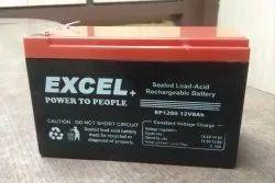 UPS Battery, 12 V, Capacity: 7 Ah
