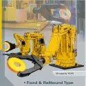 Glama Fixed & Railbound Type Forging Manipulator