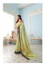 Woman Bhagalpuri Designer Sare