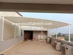 Modular PVC Coated  Fabric Tensile Structure