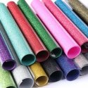 Light Mutli Colour Glitter Heat Transfer Vinyl
