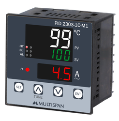 PID-2303-1C-M1 Temperature Controller With Ampere Indication