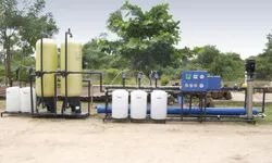 ISI Turnkey Mineral Water Plant