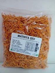 250g Mathiya Sev Namkeen, 12.6%, Packaging Type: Packet
