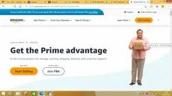 seller account Services On Amazon