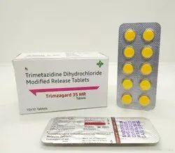 TRIMZAGARD 35 MR ( TRIMETAZIDINE DIHYDROCHLORIDE MODIFIED RELEASE TABLETS)