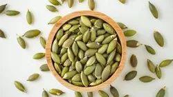 Dried Green Dry Pumpkin Seeds, Packaging Type: Loose