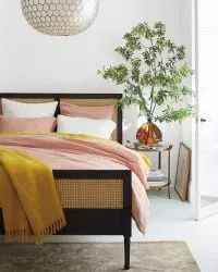 Cane Luxurious Bed