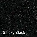 Siser black/galaxyblack/twinlight colour Glitter Heat Transfer vinyl