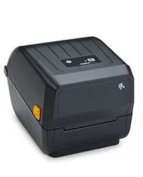 Zebra ZD220T Barcode Printer, Max. Print Width: 4 inches, Resolution: 203 DPI (8 dots/mm)