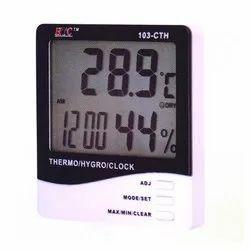 Thermo Clock