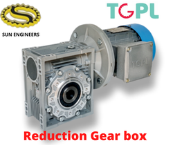 Worm Reduction Gear Box