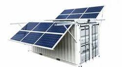 Solar Cold Storage Container