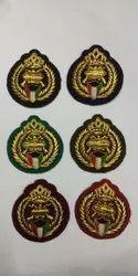 Polish Cloth Badges