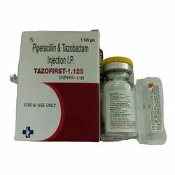 Piperacillin And Tazobactam Injection Ip