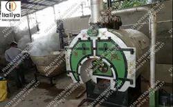 Solid Fuel Fired 200 kg/hr Steam Boiler, IBR Approved