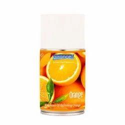 Orange Automatic Air Freshener Refill Bottle