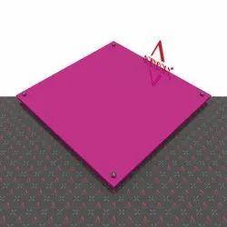 Pink Acrylic Sheet