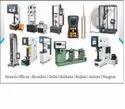 Analog Rockwell Hardness Testing Machine