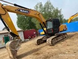 Sany Excavator Earthmoving Rental Service, In Mp And Gujarat