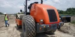 Vibrating Soil Compactor on rent
