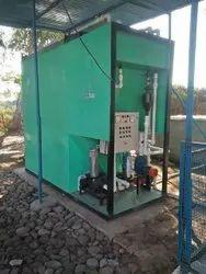Sewage Treatment Plant 15kld